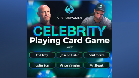 """Non-Fungible Token (NFT) Collection - ConsenSys Backed Virtue Poker and Binance NFT to Launch """"Mystery Box"""" for Celebrity Tournament on Sept 23"""