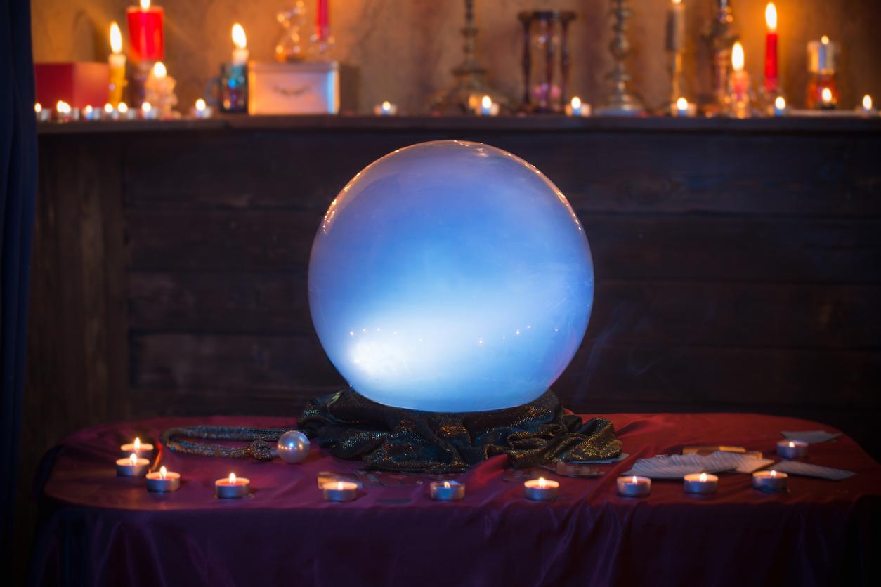 bitcoin futures crystal ball