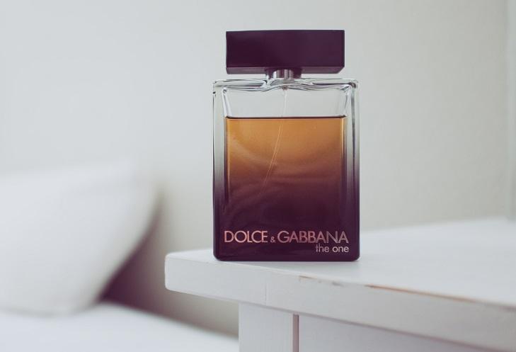 Dolce&Gabbana perfume bottle