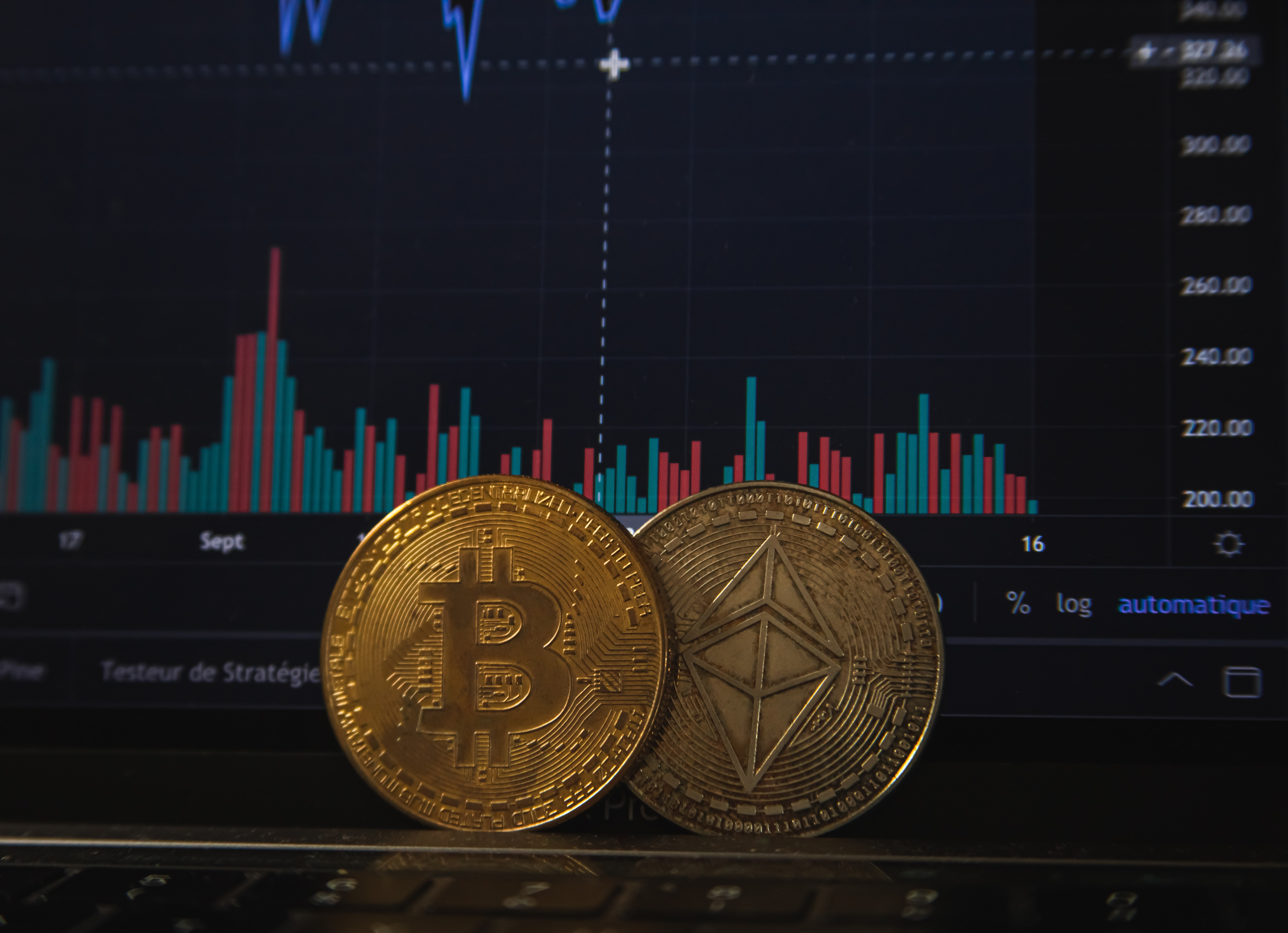 Mid-Cap Altcoins Crushed Bitcoin And Ethereum In August