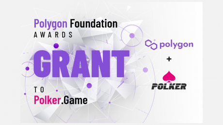 Polker.Game Awarded Grant From Polygon Foundation