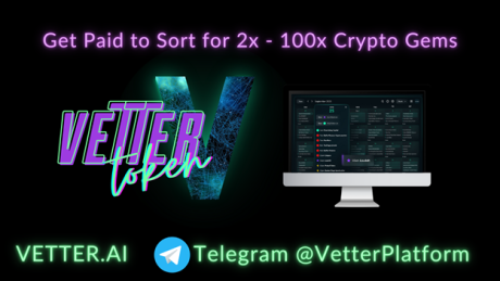 Vetter's Presale Launches Today Following 3500 BNB Private Sale Sellout