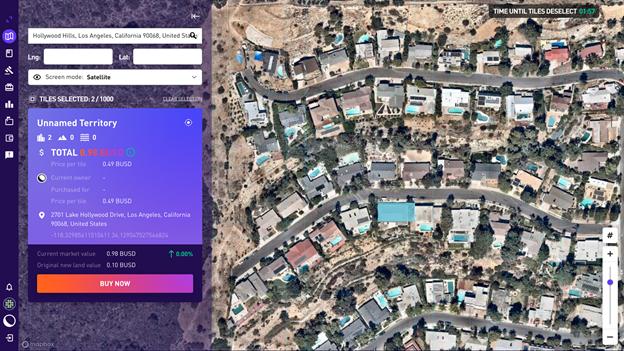 Мой опыт покупки виртуальной земли на следующей Земле