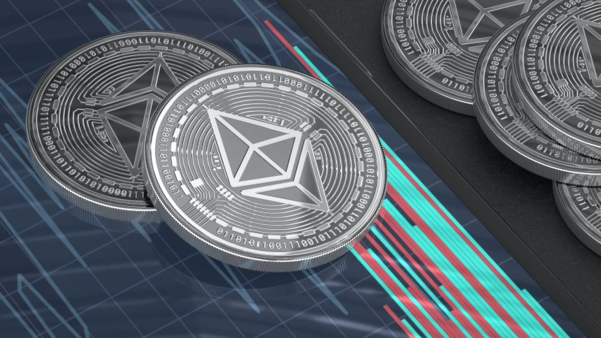 Ethereum Looks Set To Explode As 400,000 ETH Exits Coinbase thumbnail
